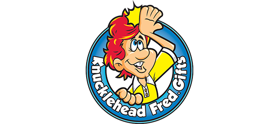 Knucklehead Fred.Gifts