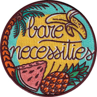 Bare Necessities Iron on Patch