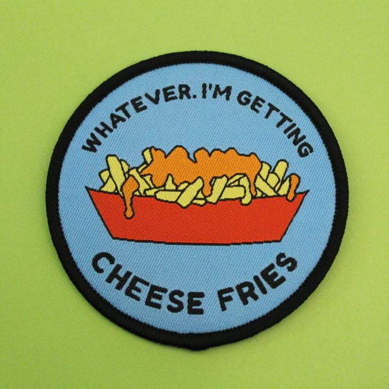 Mean Girls Patch