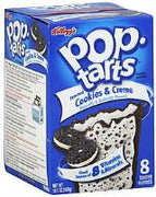 Pop Tarts Cookies and Creme