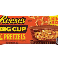 Reese's Big Cups With Pretzels Kingsize