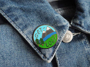 Get Lost Pin