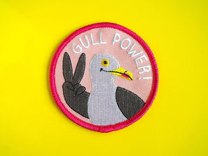 Gull Power Patch