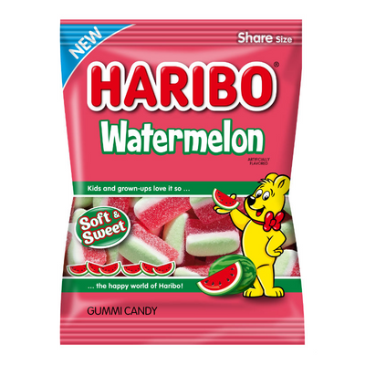 Haribo Watermelon Slices