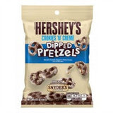 Hershey's Dipped Pretzels Cookies and Creme