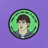 Louis Theroux Patch