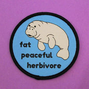 Fat Peaceful Herbivore Patch