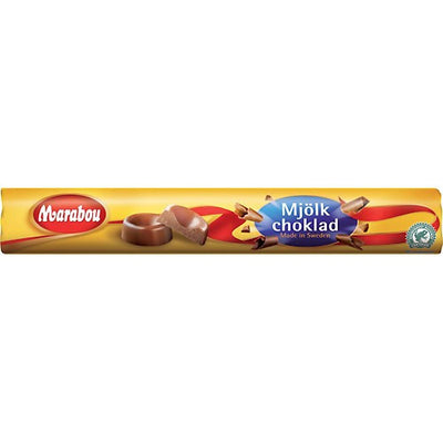 Marabou Milk Chocolate Roll