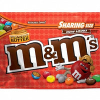 M&Ms Peanut Butter Large Pouch 272g
