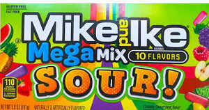 Mike & Ike MegaMix Sour Theatre Box