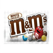 M&Ms Regular White Chocolate