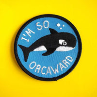 Orcaward Patch