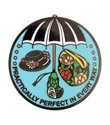 Practically Perfect Enamel Pin