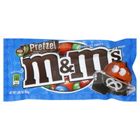 M&Ms Regular Pretzel