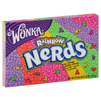 Wonka Rainbow Nerds Theatre