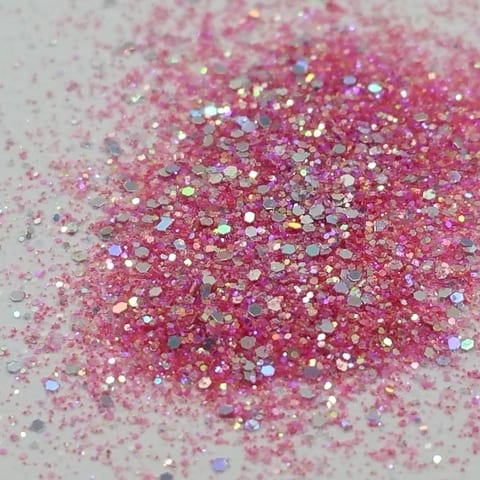 Princess Pink Cosmetic Glitter