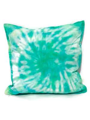Forest Green | Tie-Dye Cushion Cover