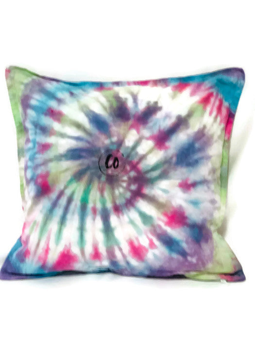 Kaleidoscope 2.0 | Tie-Dye Cushion Cover