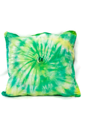 Lush Green | Tie-Dye Cushion Cover