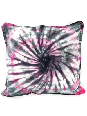 Petty in Pink | Tie-Dye Cushion Cover