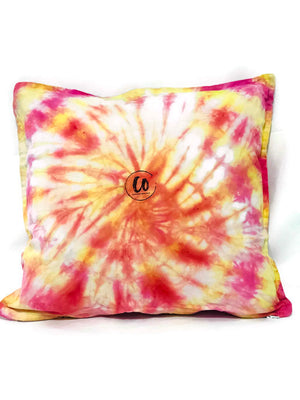 Pink Sass | Tie-Dye Cushion Cover
