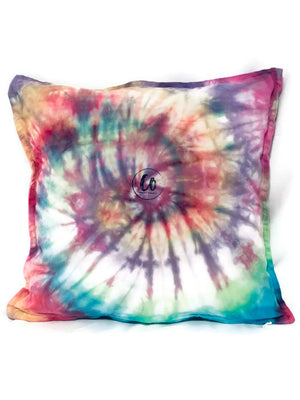 Rainbow | Tie-Dye Cushion Cover