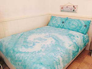 Quilt Cover Set | Teal