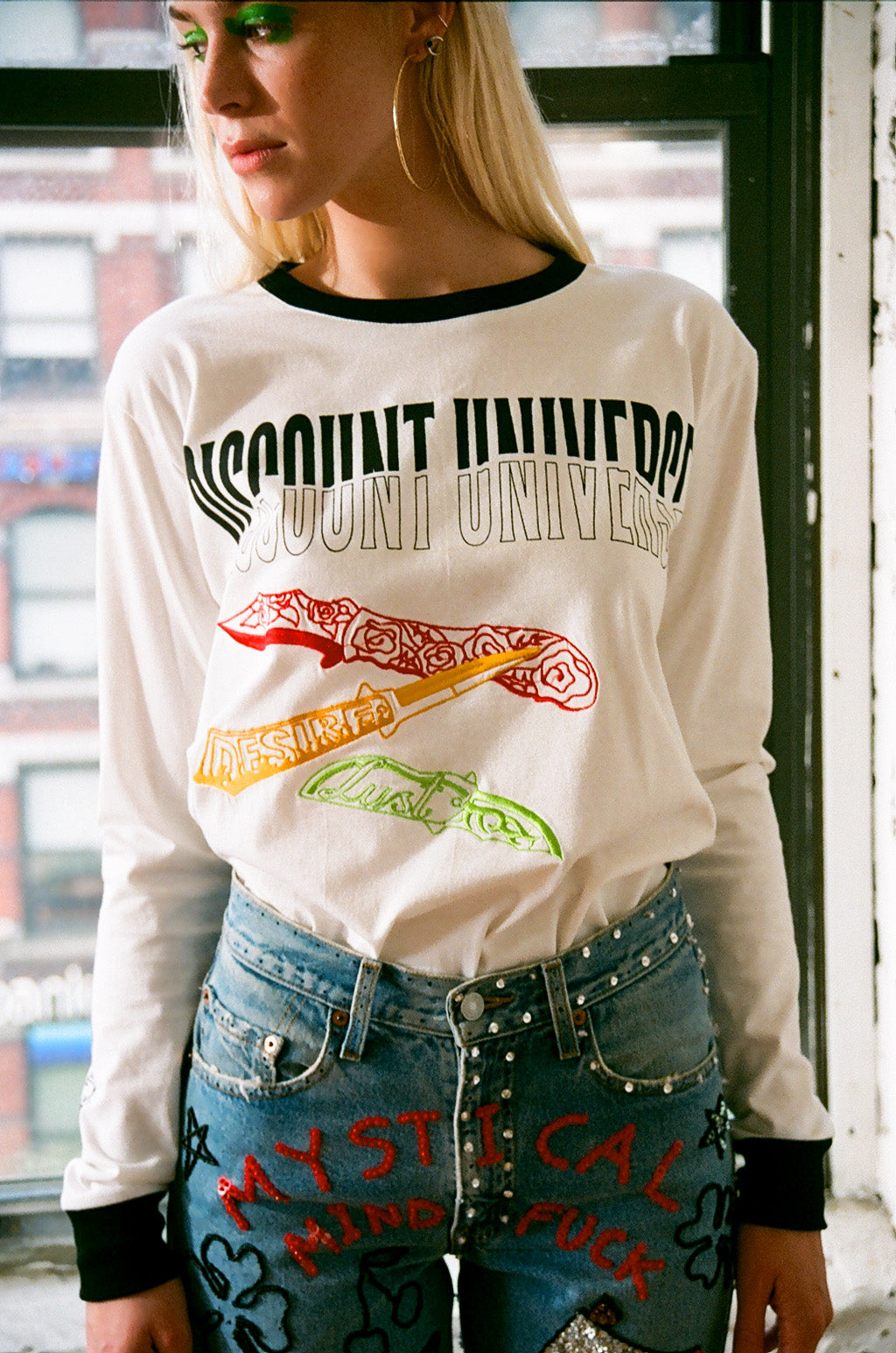 Slice Long Sleeve