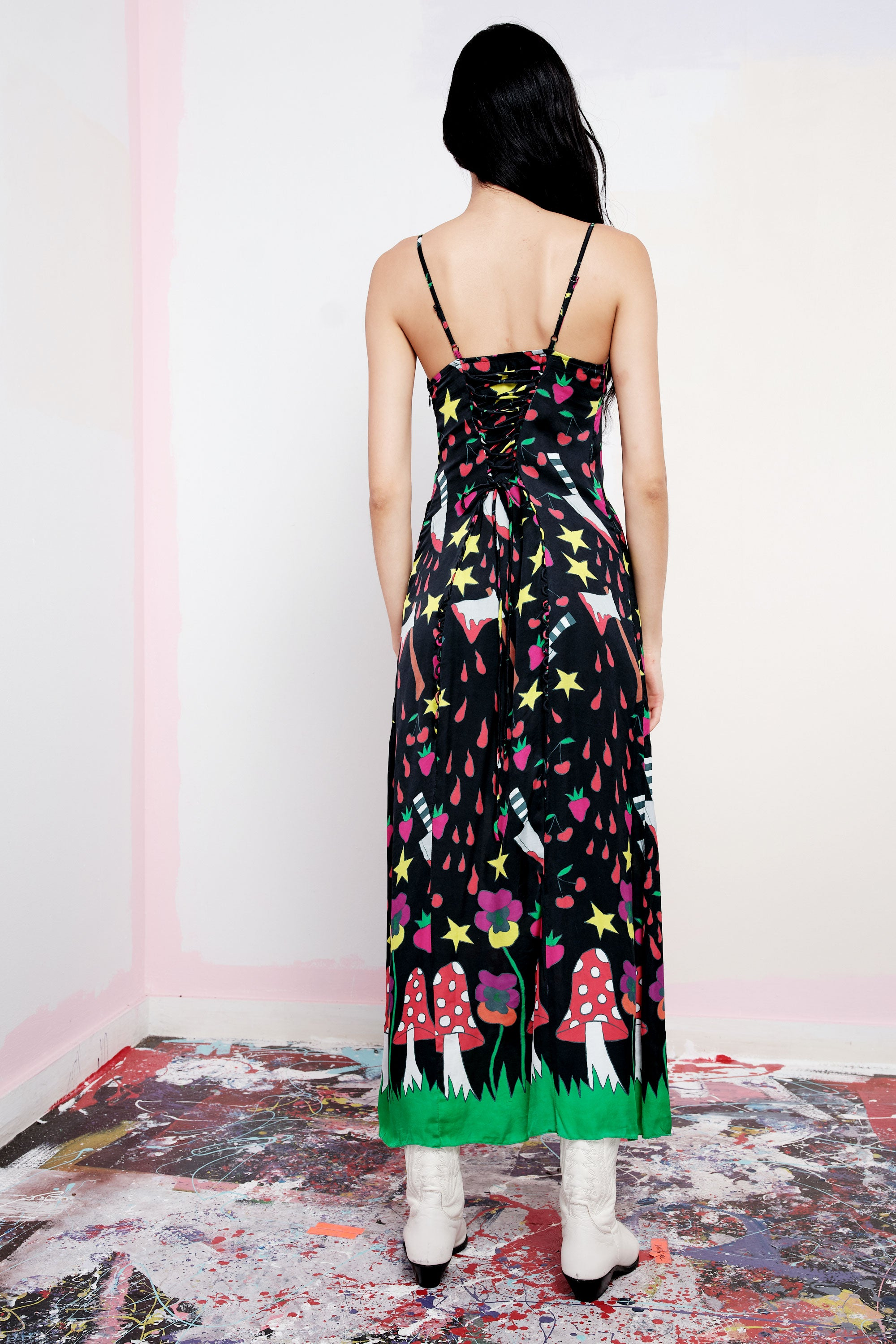 The Wonderland Slip Dress