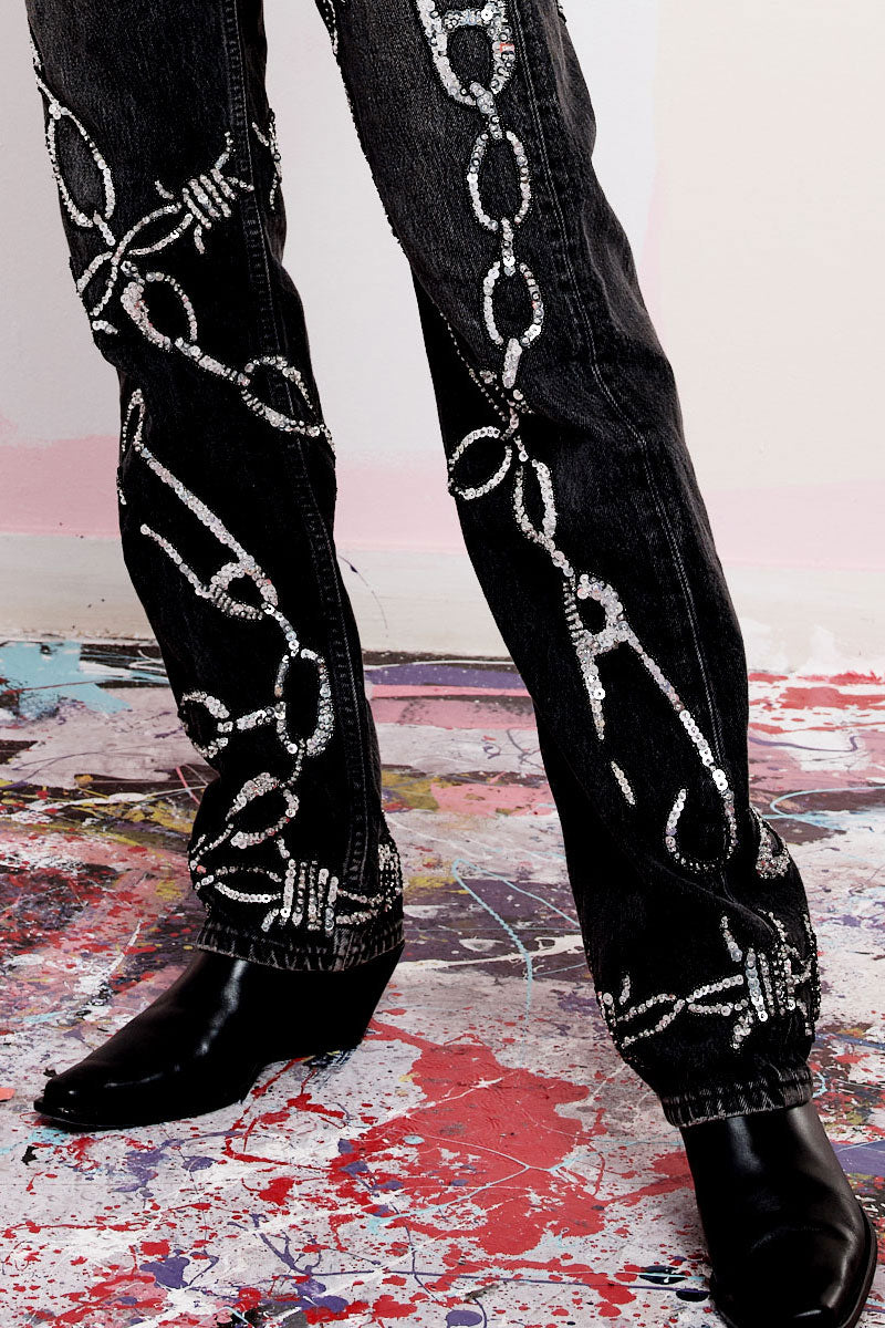 The Heavy Metal Jeans