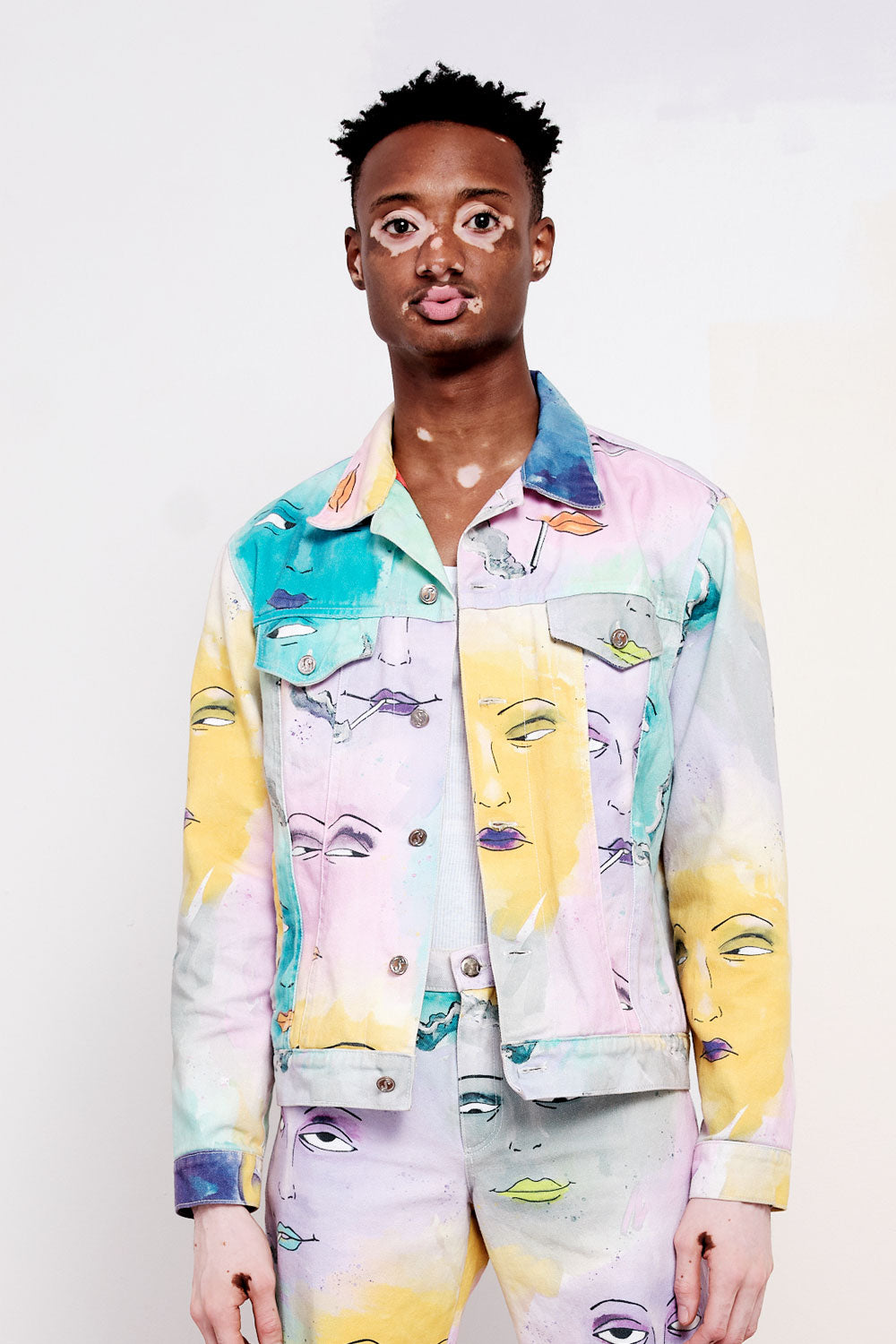 The Soft Kills Denim Jacket2