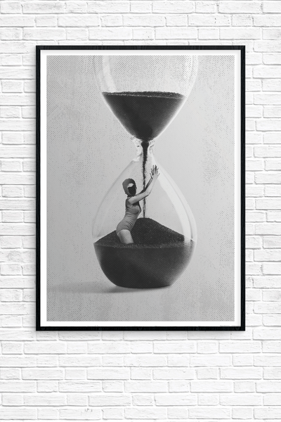 Poster No.7 - Time - Yiannis Politis