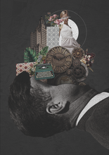 Load image into Gallery viewer, Poster No.1 - Thoughts - Yiannis Politis