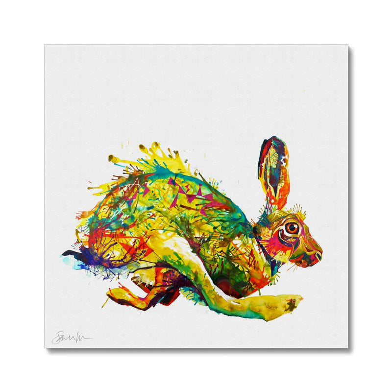 Here Hare here Canvas