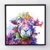 Gladys - Original Sheep Painting