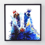 Gregory the Badger - Original painting