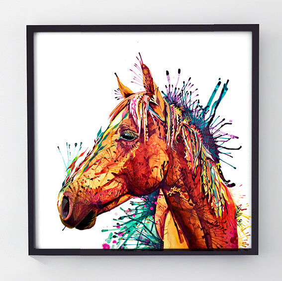 Margaret - Original Horse Painting