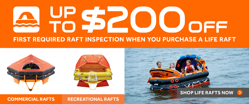LRSE Life Raft + Survival Equipment® – Serious About Safety