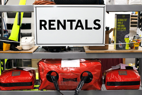 RENTAL SERVICE – Life Raft and Survival Equipment, Inc