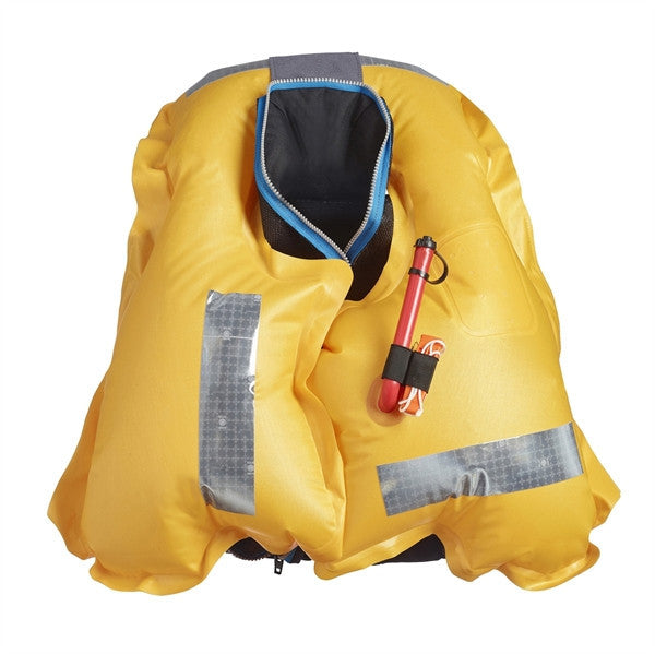 Crewfit 40 Pro USCG Automatic w/ Harness - Life Raft and Survival Equipment, Inc.