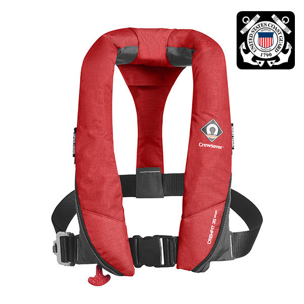Crewsaver Crewfit 35 Sport - Life Raft and Survival Equipment, Inc.