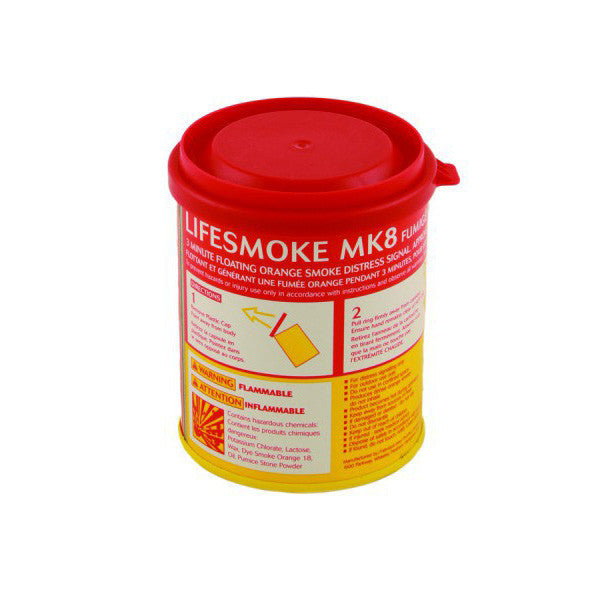 Pains Wessex Lifesmoke MK8 - Life Raft and Survival Equipment, Inc.