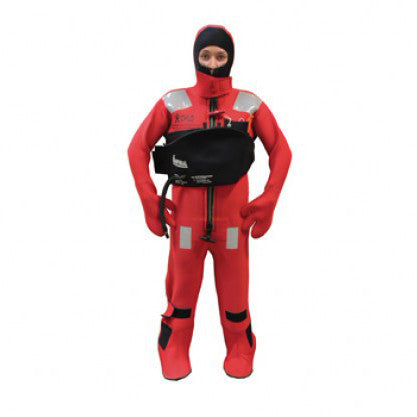 Imperial USCG Immersion Suit - Life Raft and Survival Equipment, Inc.