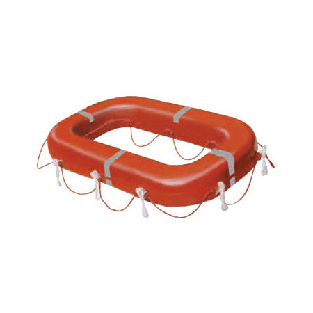 Jim Buoy Buoyant Apparatus Rectangular - Life Raft and Survival Equipment, Inc.