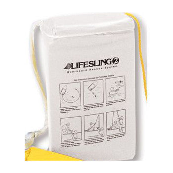Lifesling 2 White Replacement Bag - Life Raft and Survival Equipment, Inc.