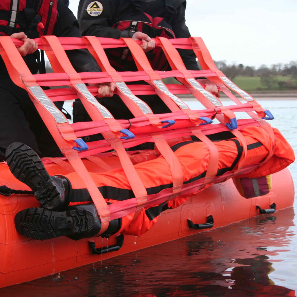 FIBRELIGHT MOB Recovery Cradle - Life Raft and Survival Equipment, Inc.