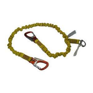 Kong Double Expandable ORC Tether w/ Quick Release - Life Raft and Survival Equipment, Inc.