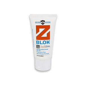 Z Blok® Sunscreen 2oz Travel Tube