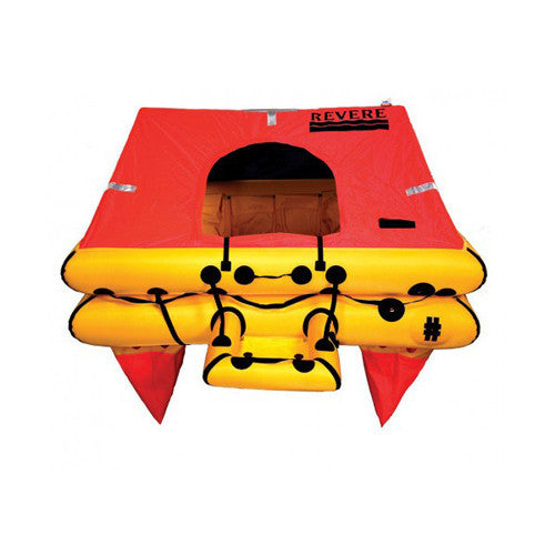Revere Offshore Elite - Life Raft and Survival Equipment, Inc.