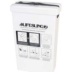 Lifesling 2/3 (Hardcase Only) - Life Raft and Survival Equipment, Inc.